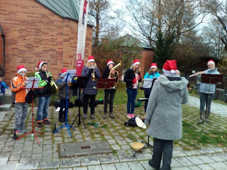 Adventszeit – Auftritte rund um die Uhr!